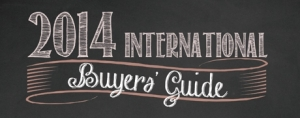 2014 International Buyers' Guide
