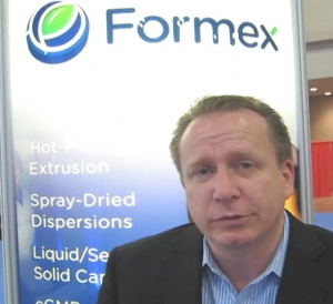 Formex Makes Its AAPS Debut