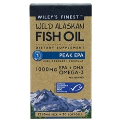 Peak EPA Offers A Concentrated Dose of Omega 3s