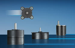 From MICROMO: The latest Brushless Flat DC-Micromotors in two diameters with integrated electronics