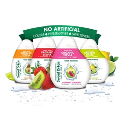 Wisdom Natural Brands Debuts SweetLeaf Sweet Drops