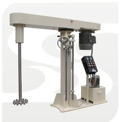 Sunin Machine Offers Dispersion Mixer
