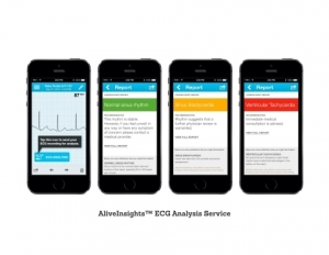 AliveCor Transforms Heart Monitor Into eHealth Service