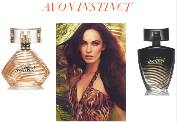 Avon Launches 'Instinct' Fragrance