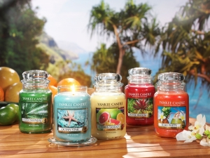 Yankee Candle Releases Spring Collection