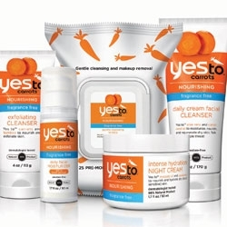 Yes to Carrots Debuts Fragrance-Free Collection