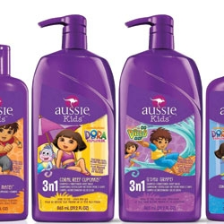 Backpack, Backpack! New Dora Hair Care from P&G's Aussie
