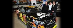 Axalta Racing 2014 Paint Scheme Wows Fans in Charlotte, NC