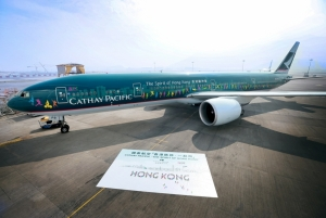 PPG Aerospace Coatings Add Character to Cathay Pacific