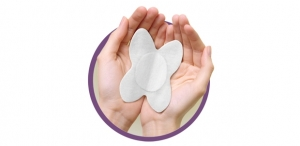 Butterfly liners help folks with ABL