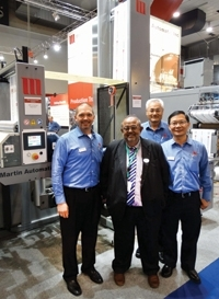 Sri Lanka's Flexiprint to add two more Martin Automatic machines