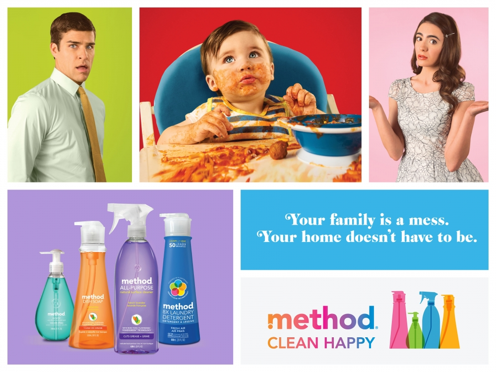 Method Rolls Out New Campaign