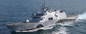 PPG PMC Business Shares SSPC  Honor for Coating on USS Freedom