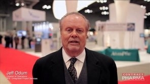Biopharma Trends Drive Equipment Design, Says IPS' Jeff Odum at Interphex