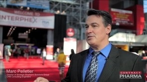 Single-Use Equipment is No Panacea, Notes CRB's Marc Pelletier at Interphex