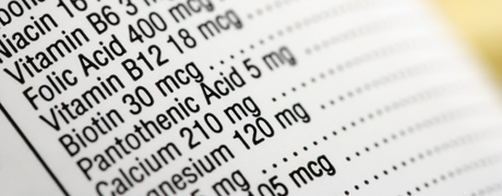 Changes for Food/Supplement Facts Labeling: Don't Get Boxed Out