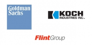Flint Group Sold to Goldman Sachs, Koch; Eyes Potential Takeover Targets