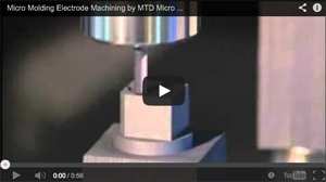 Micro Molding Electrode Machining by MTD Micro Molding