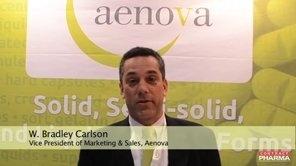 Aenova Sets its Sights on New Markets