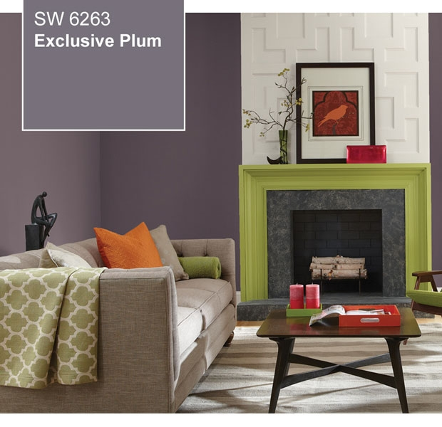 Paint Companies Announce their Colors of the Year