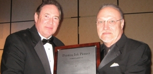 2014 NAPIM Printing Ink Pioneer Award Recipients