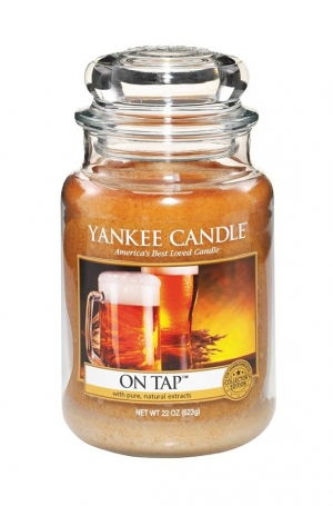 Yankee Candle Serves Up More Man Candles