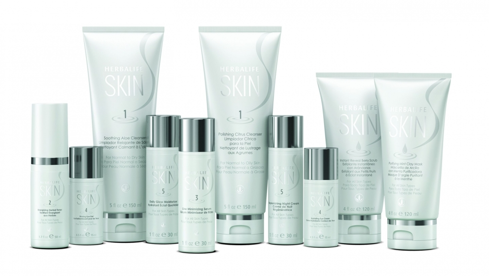 Herbalife Launches Skin in Asia