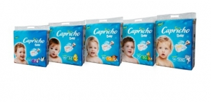 Brazilian Diaper Maker Revamps Line