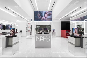 Nars Opens Sixth Boutique