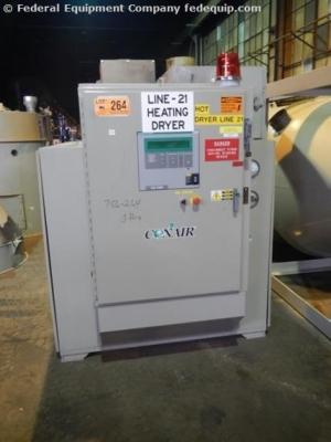 Conair Desiccant Hopper Dryer, Model CD1600