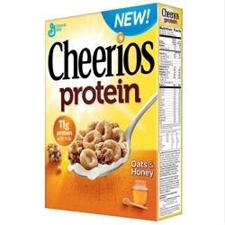 General Mills Introduces Cheerios Protein