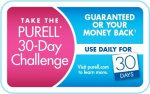 Purell Launches Consumer Challenge
