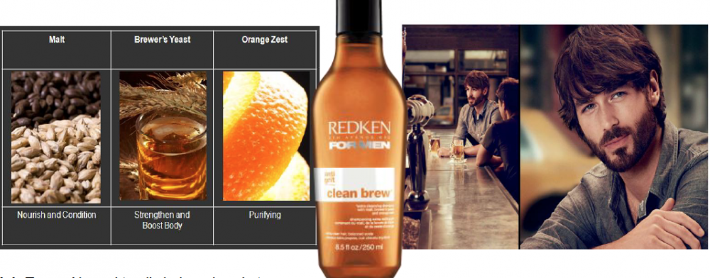 Redken Rolls Out a Cold Brew