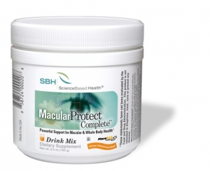 MacularProtect Complete Drink Mix & Omega 3 Companion