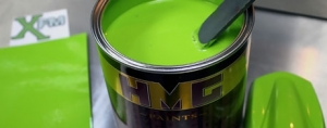 HMG Paints Gets Radio-Active with Ectoplasm Green