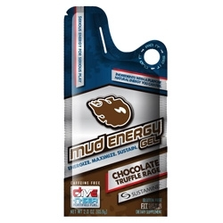 Mud Energy Gel Fuels Pre & Post Workout Recovery