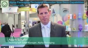Alpha Packaging/Technigraf Promotes New Deco Capabilities