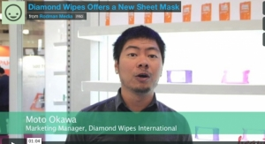 Diamond Wipes Offers a New Sheet Mask