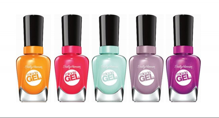 Sally Hansen Launches No Light Gel Mani Beauty Packaging