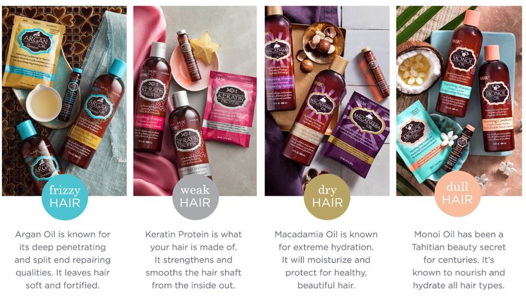Hask Hair Care Launches at Ulta