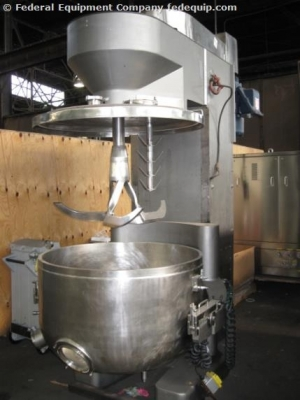 Collette High-Shear Mixer, Model GRAL-600