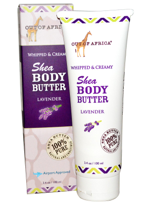 Out of Africa Adds On to Body Butters