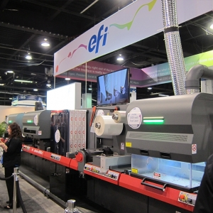 Digital delights at Labelexpo