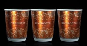 Elegant paper cups