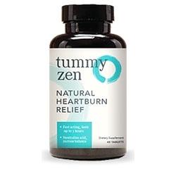 Tummyzen Offers Natural Heartburn Solution