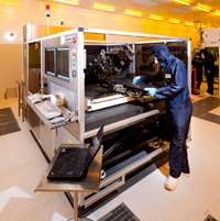 CPI's New Pilot Production Line Offers Opportunities for Large Area Flexible OTFT Backplanes