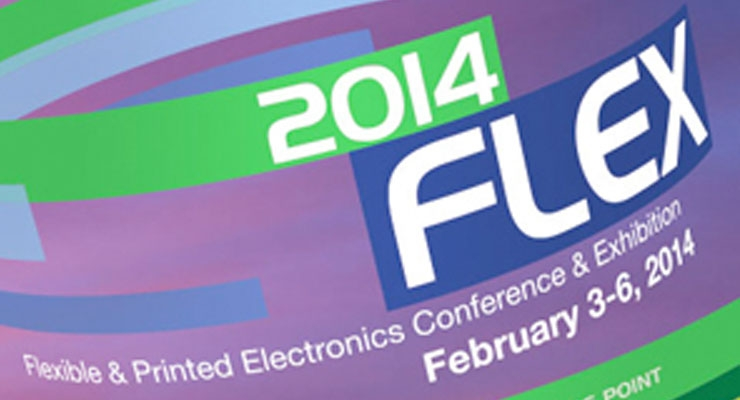2014FLEX will Showcase Latest in Flexible Electronics