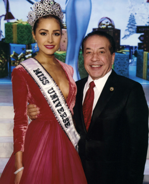 Farouk Systems Sponsors Miss Universe