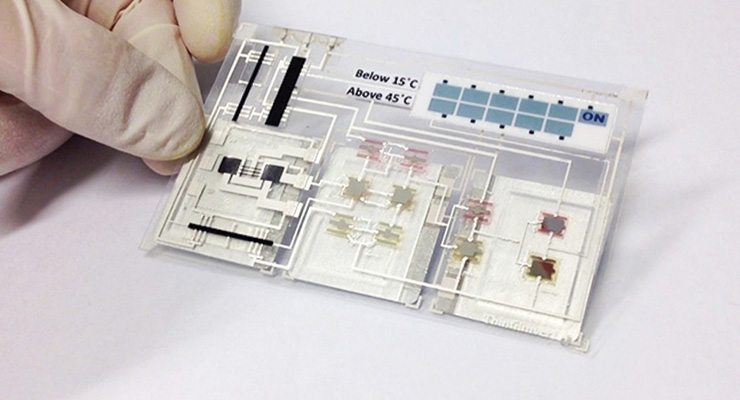 Recent Developments in Printed Electronics