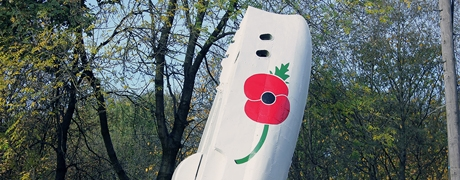 HMG Paints Ltd Commemorates Remembrance Sunday with Poppy Tribute